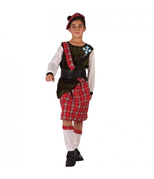Déguisement Écossais pour enfant