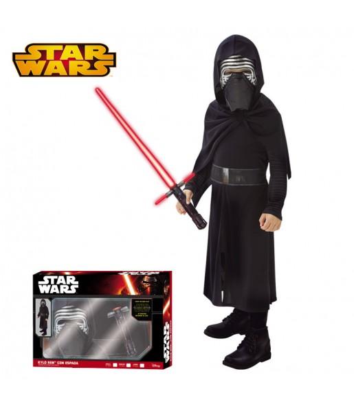 Déguisement Kylo Ren Deluxe - Star Wars®