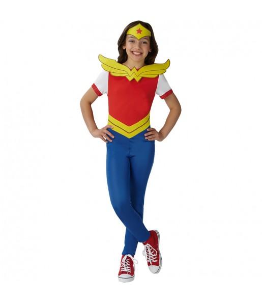 Déguisement Wonder Woman Enfant - DC Comics®