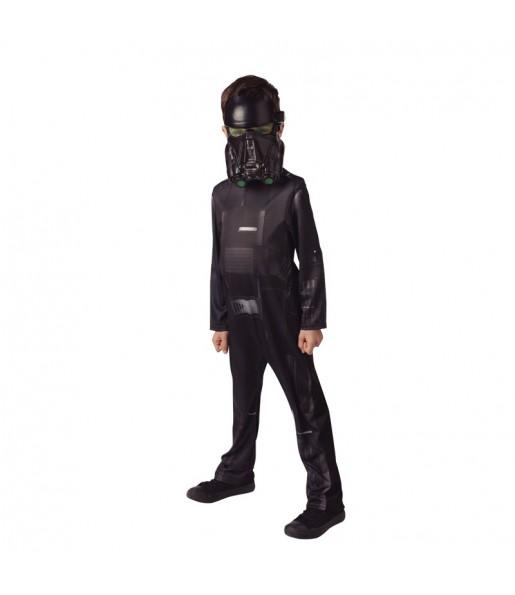 Déguisement Death Trooper Classic Star Wars® Enfant