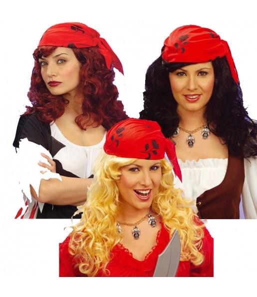 Perruque Pirate