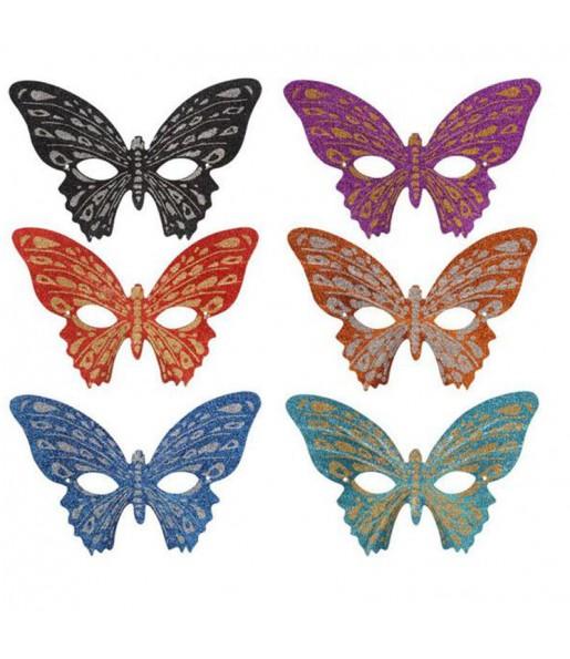 Masque-Loup Papillon