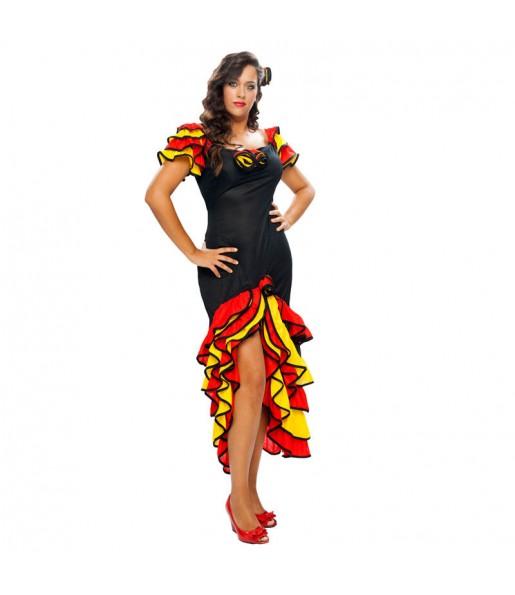 Déguisement Flamenco (Sévillane) Espagne femme