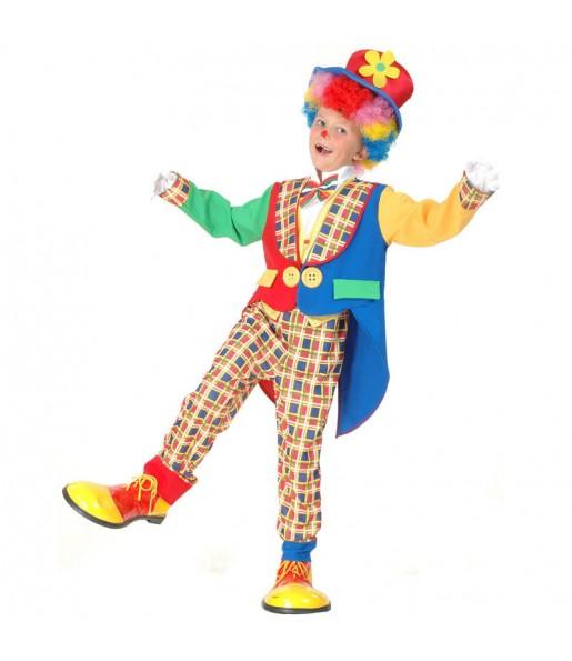 Déguisement Clown Frac