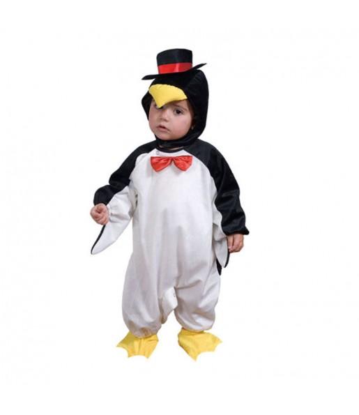 Déguisement Pingouin avec noeud papillon