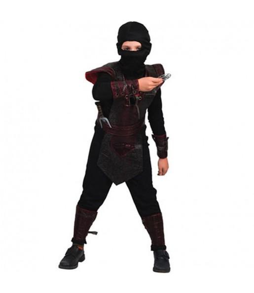Déguisement Ninja Deluxe