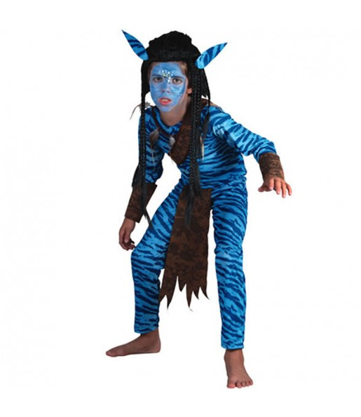 Déguisement Avatar pour garçon