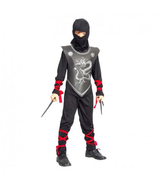 Déguisement Guerrier Ninja