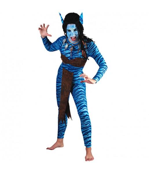 Déguisement Avatar pour femme