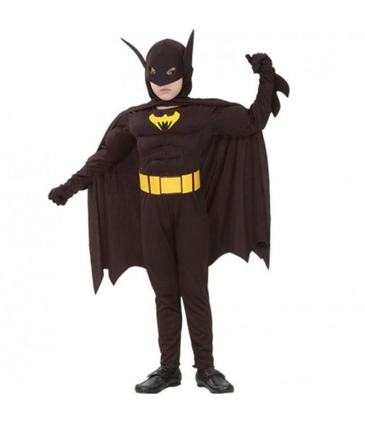 Déguisement Batman musclé