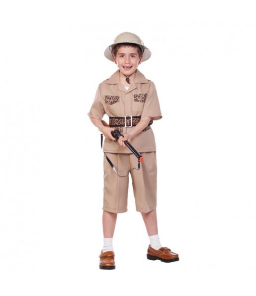 Déguisement Explorateur Safari