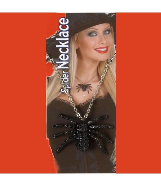 Collier Araignée Halloween