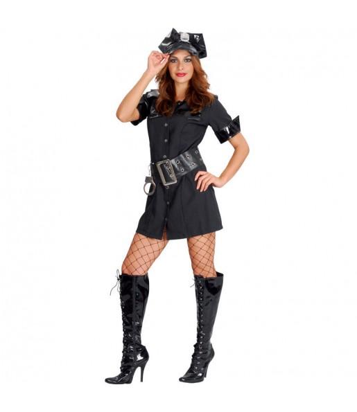 Déguisement Policière sexy courte
