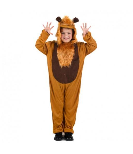Déguisement Lion Jungle enfant