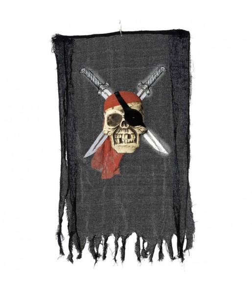 Drapeau Pirate bannière