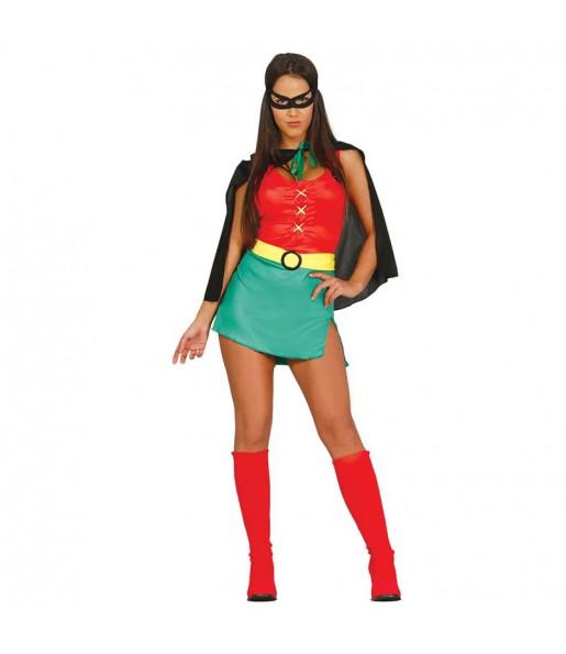 Déguisement Miss Robin