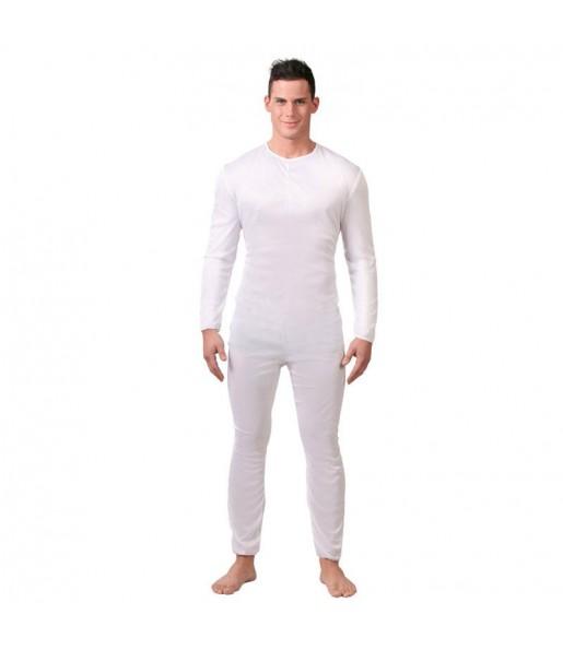 Déguisement Justeaucorps Blanc pour homme