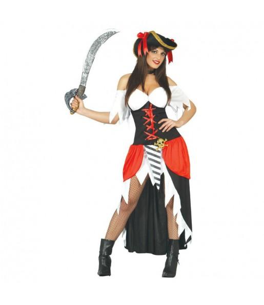 Déguisement Pirate Boucanière