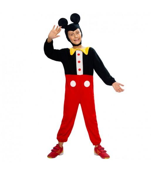 Déguisement Souris Mickey garçon