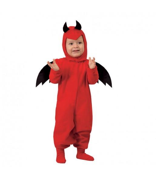 Déguisement Démon bébé avec ailes