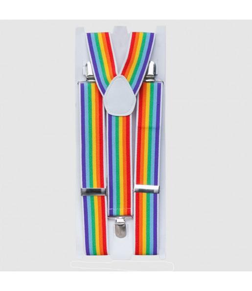 Paire de Bretelles - Multicolore