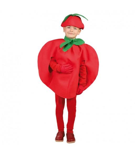 Déguisement Tomate Enfant