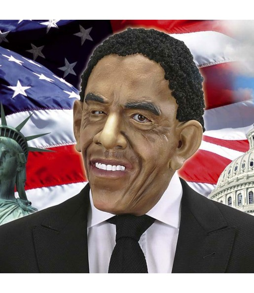 Masque Barack Obama