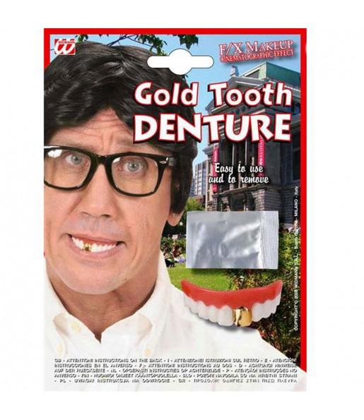 Dentier Doré