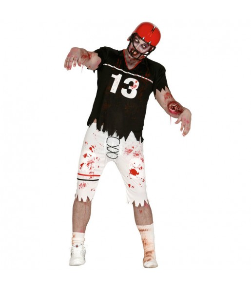 Déguisement Zombie Rugby