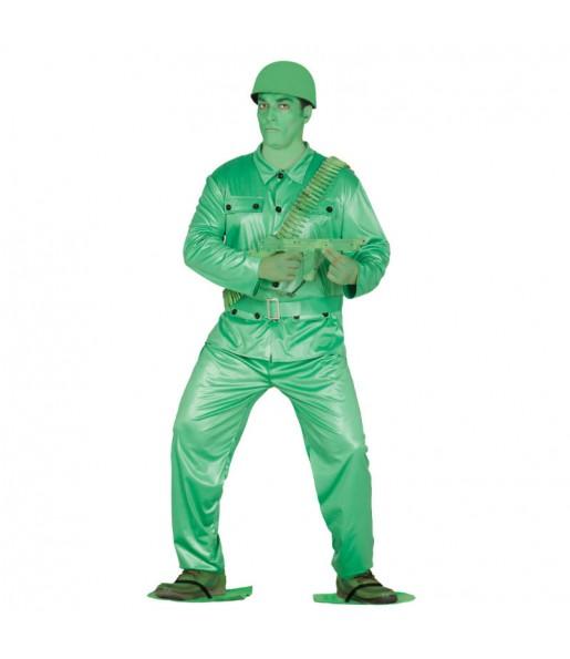 Déguisement Soldat en Plastique