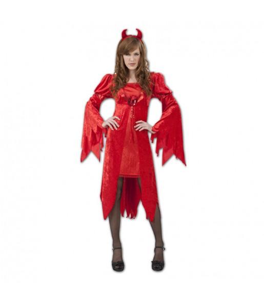 Déguisement Diablesse Diabolique femme