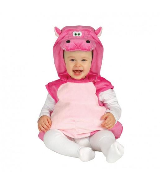 Déguisement Hippopotame Bébé