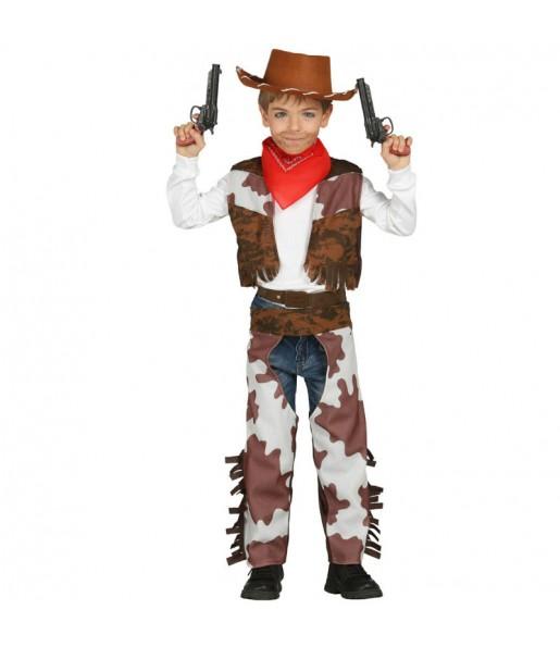 Déguisement Cowboy de l'Ouest enfant