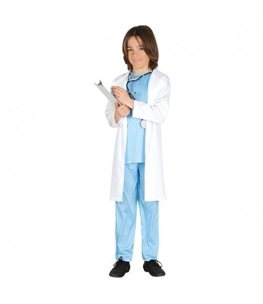 Déguisement Médecin Chirurgien Enfant