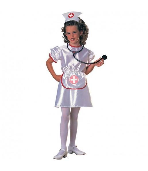 Déguisement Infirmière d'urgence fille