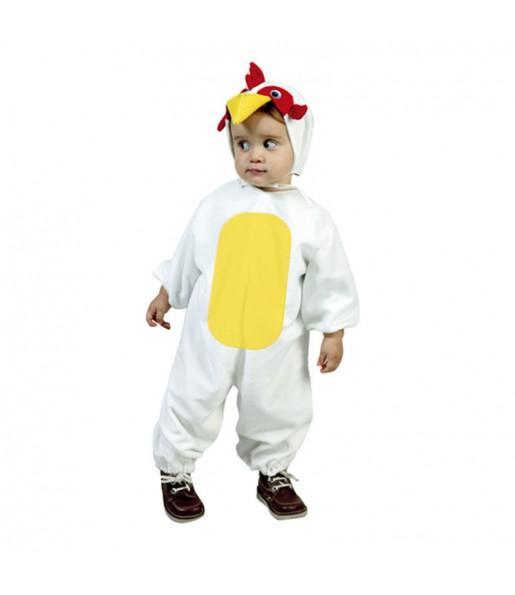 Déguisement Coq Blanc enfant