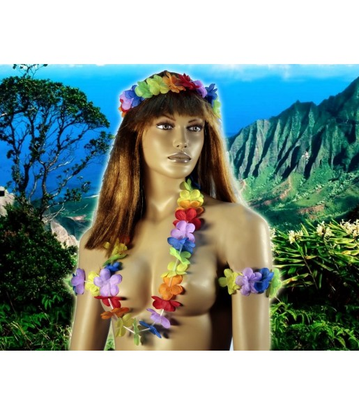 Set Hawaien - 4 pièces
