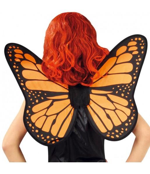 Ailes Oranges Papillon