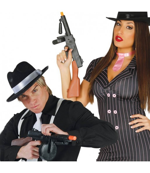 Mitraillette Gangster
