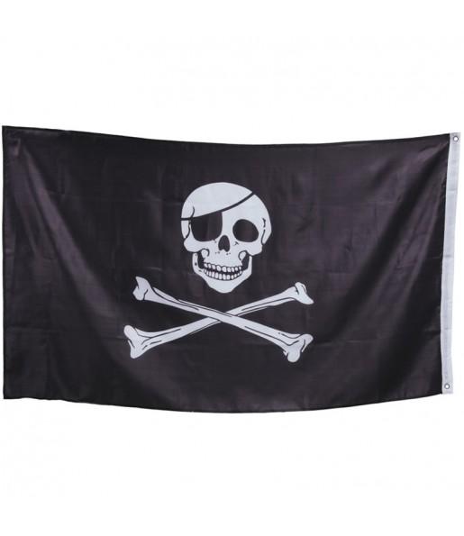 Drapeau Pirate des Caraïbes