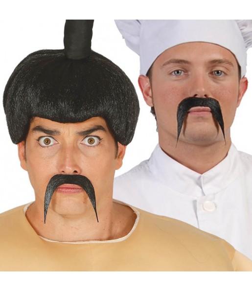 Moustache pour Chinois