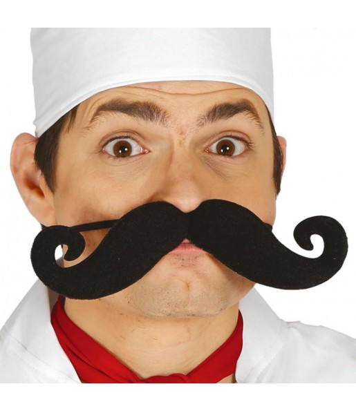 Moustache Cuisinier