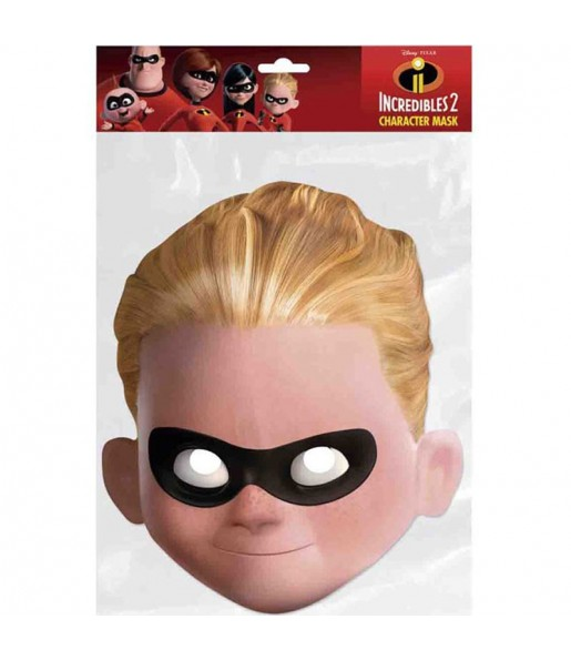 Masque Dash Les Indestructibles pour garçon