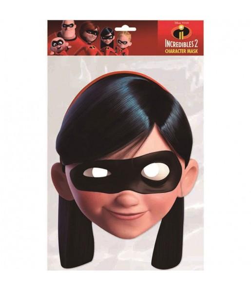 Masque Violette Les Indestructibles pour fille