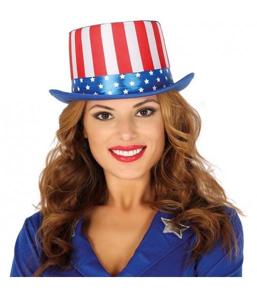 Chapeau Drapeau États Unis