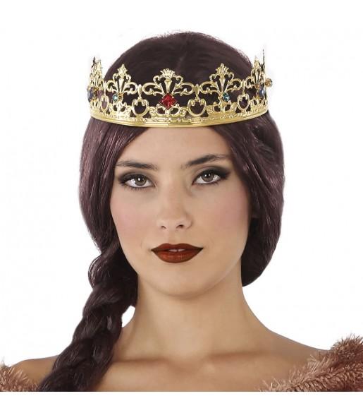Couronne Princesse Médiévale