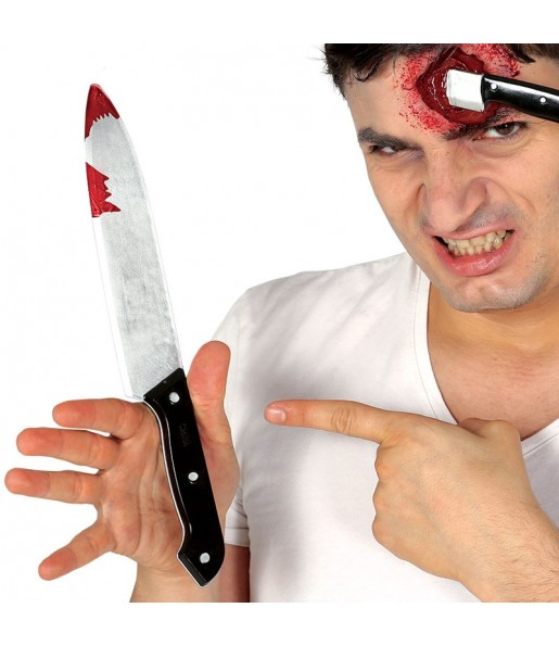 Couteau avec Sang