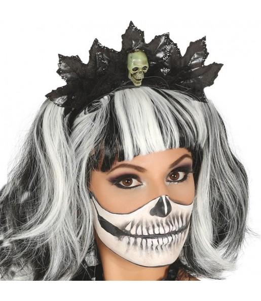Serre-tête squelette