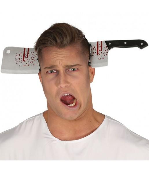 Serre-tête Couteau Boucher Halloween