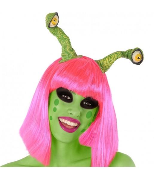 Serre-tête Extraterrestre avec yeux